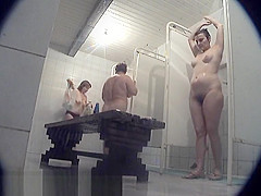 Fantastic Spy Cam, Amateur, Shower Video Uncut
