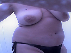 Newest Russian, Changing Room, Spy Cam Scene Just For You