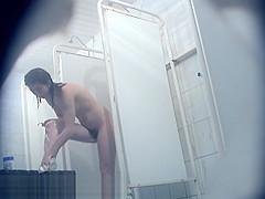 Wild Spy Cam, Shower, Voyeur Clip Full Version
