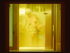 BBw Wife Shower and Dress