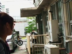 Wicked Asian downblouse voyeur video
