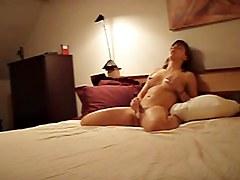amateur wife voyeur masturbation