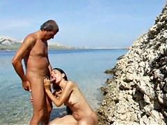 Beach sex by ahcpl