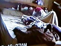 Spy Cam Me Under Blanket Pt 1