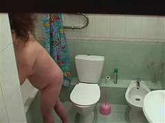 Bbw girlfriend hidden cam