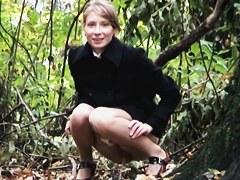 Electric ass lesbian toilet slave story