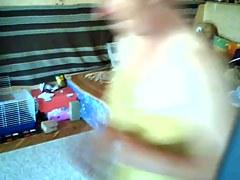 Free voyeur sex video shows a couple fucking
