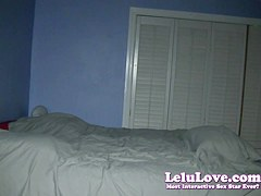 Lelu Love-Sneaky Roommate Covered Sex