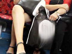 Bare Candid Legs - BCL#041