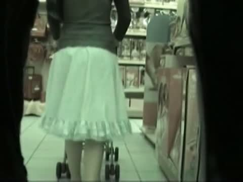 Several good upskirt shots in this voyeur compilation