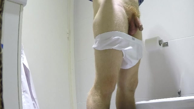 For the voyeur Lady: Doctors also go to toilet