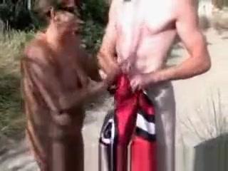 50 y. old slut and young boy