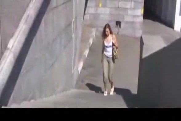 Pants wetting in public