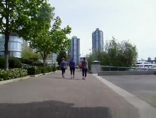 Bums Walking