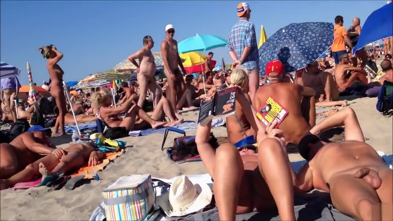 Cap d agde nudist video