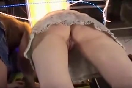 Apologise, but, upskirt video arcade opinion you