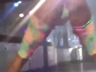 Strippers Having Serious Pleasure