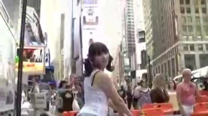 bailey jay times square
