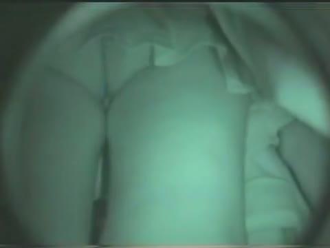 Delish bum in a voyeur upskirt video