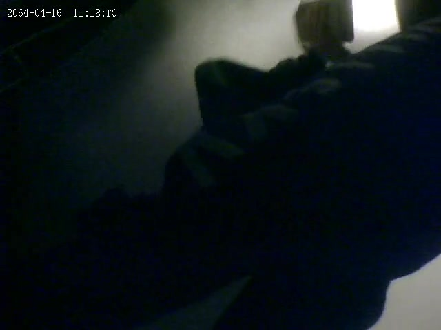 Babe hides hot body under cloths in changing room voyeur vid